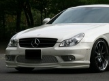 Mercedes-Benz CLS class 用パーツ 『W219 GOD HAND High Class フロントリップ』 商品イメージ
