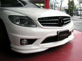 Mercedes-Benz CL class 用パーツ 『W216 CL63 65 GOD HAND フロントリップ』 商品イメージ