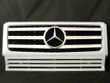 Mercedes-Benz G class 用パーツ 『W463 G55 09y STYLE GRILLE  WHT/CH』 商品イメージ