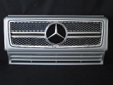 Mercedes-Benz G class 用パーツ 『W463 G65 13y-STYLE GRILLE  SIL/CH』 商品イメージ
