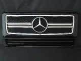 Mercedes-Benz G class 用パーツ 『W463 G63 13y STYLE GRILLE  BK/CH』 商品イメージ