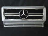 Mercedes-Benz G class 用パーツ 『W463 G63 13y STYLE GRILLE  SIL/CH』 商品イメージ