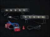 Mercedes-Benz G class 用パーツ 『W463 13y Style LED DAY TIME LIGHT+WINKERのみブラック』 商品イメージ