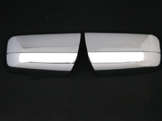 Mercedes-Benz E class 用パーツ 『W210 -99y CHROME DOOR MIRROR COVER』 商品イメージ