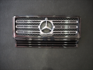 Mercedes-Benz G class 用パーツ 『W463 19y G550STYLE GRILLE  197BK』 商品イメージ