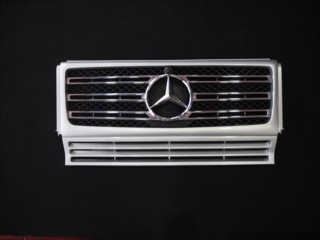 Mercedes-Benz G class 用パーツ 『W463 19y G550STYLE GRILLE  744S』 商品イメージ