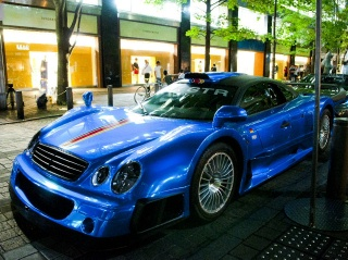 WRAPPING  用パーツ 『CLK GTR ボディフルラッピング』 装着イメージ