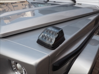 Mercedes-Benz G class 用パーツ 『W463 LED ウィンカー』 装着イメージ