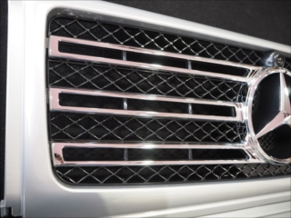 Mercedes-Benz G class 用パーツ 『W463 19y G550STYLE GRILLE  744S』 装着イメージ
